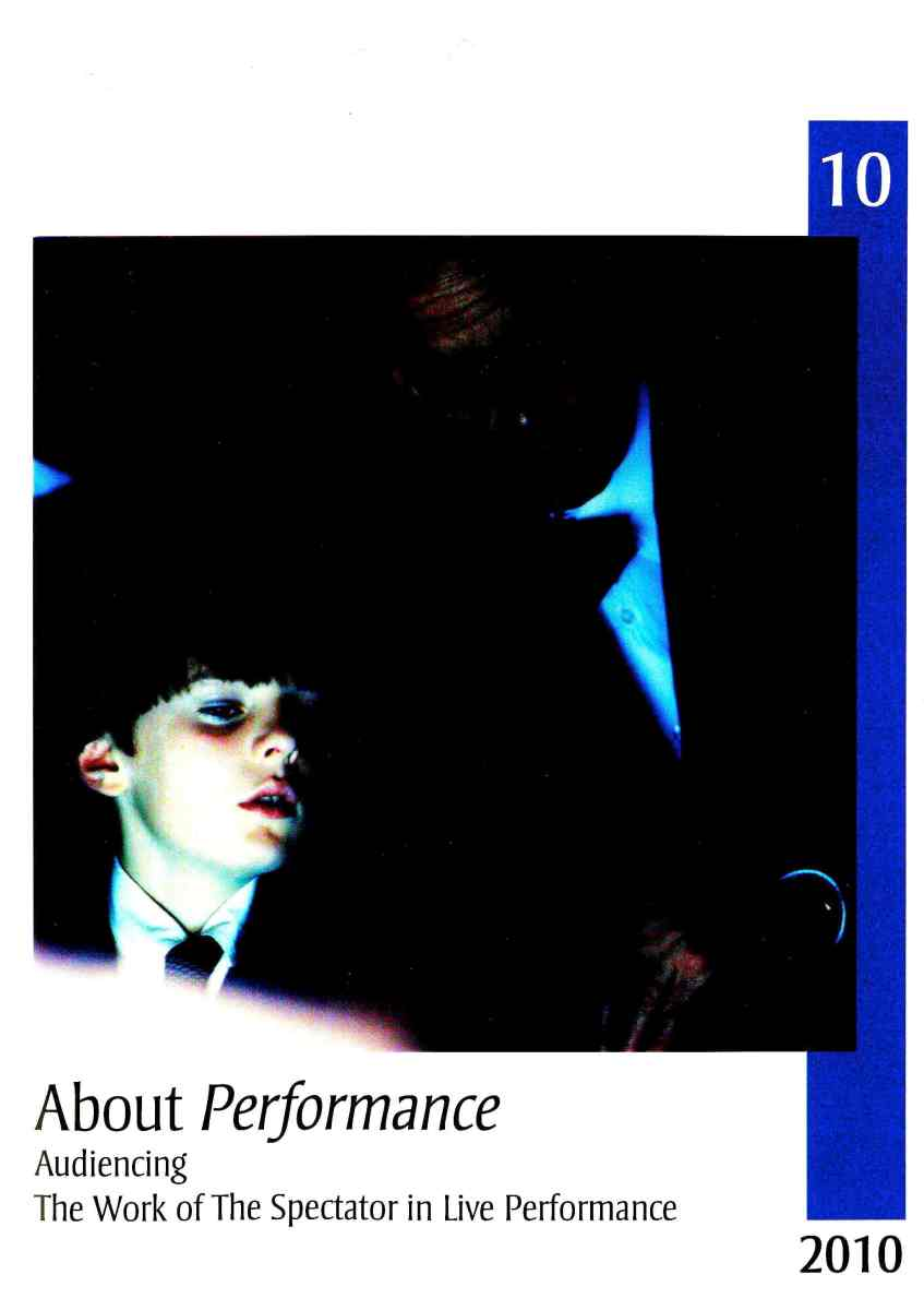 About Performance - No 10