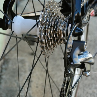 Smooth Ultegra shifting