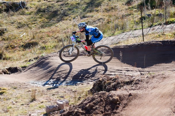The Stromlo trails were in primo condition.