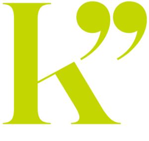 "K"" logo"