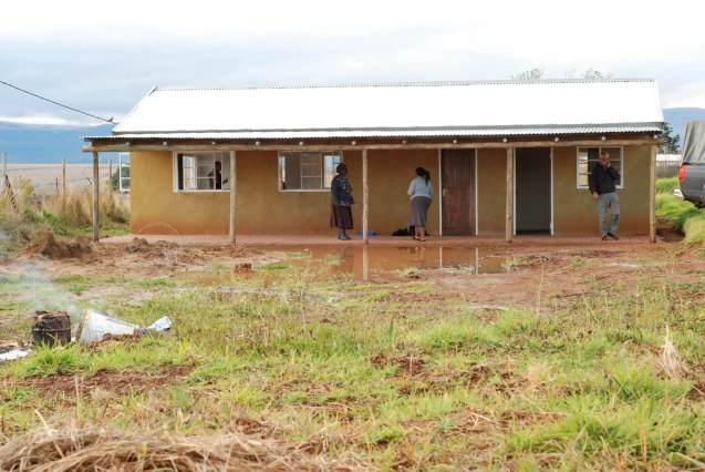 A new preschool for the Emseni community