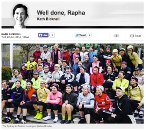 Well done, Rapha