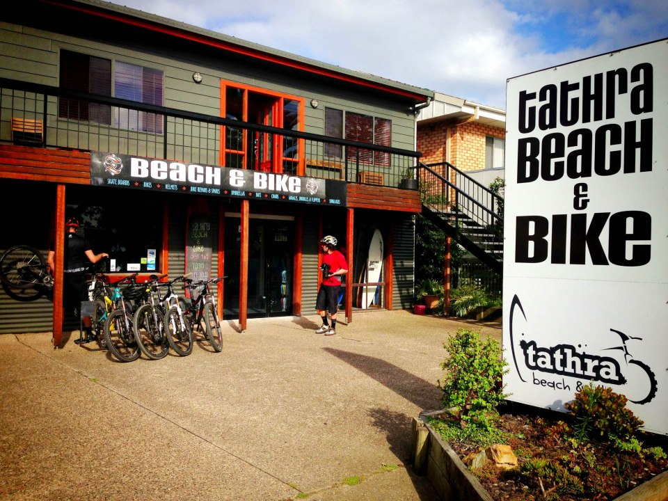Tathra Beach and Bike is a hub for adventure tourism in the local area.