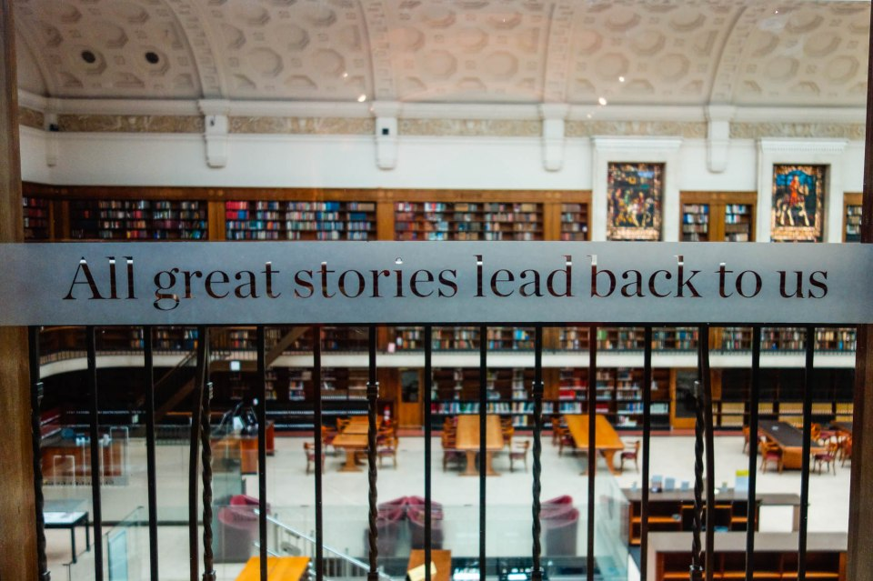 Wise words, State Library of New South Wales.
