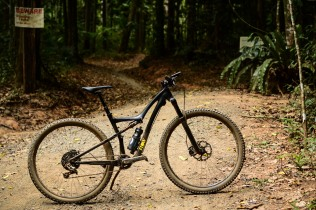 The Specialized Rumor Expert Evo test bike