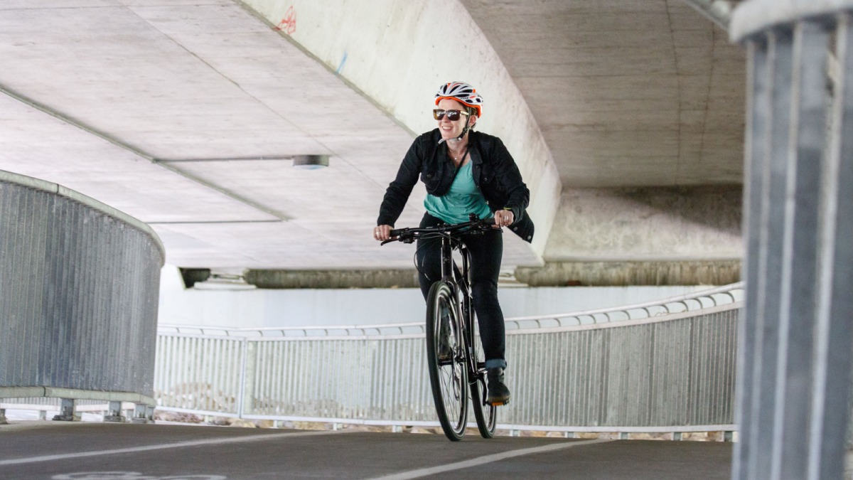 Tested: Levi's Commuter Range