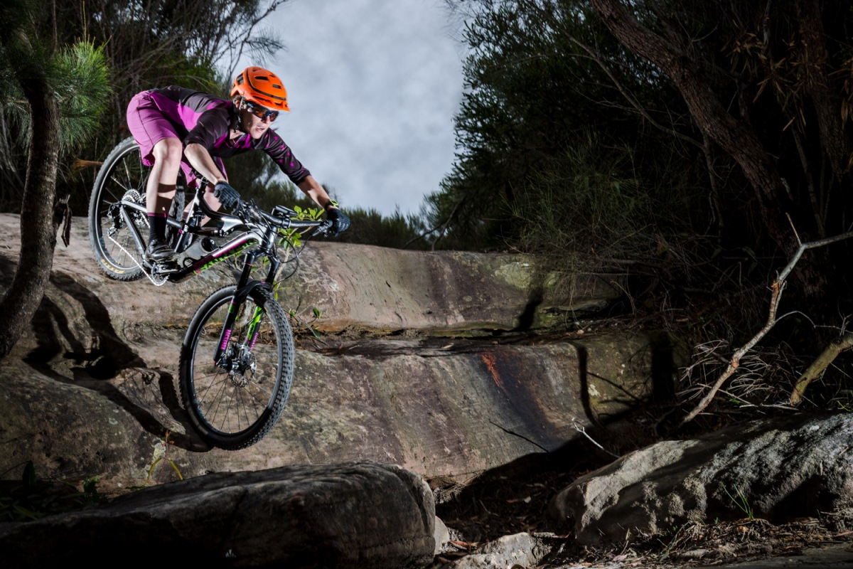 Tested: DHaRCO women's mountain bike clothing