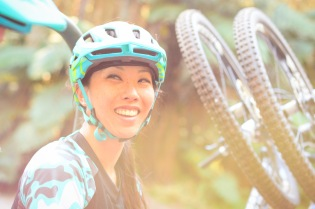 Bicycling Magazine's Gloria Liu (Kath Bicknell(