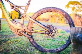 The Turbo Levo uses the Stumpjumper platform for snappy handling on the trail