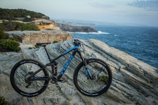 Tim Bardsley-Smith_Trek Remedy 9.8_Australian Mountain Bike magazine-2