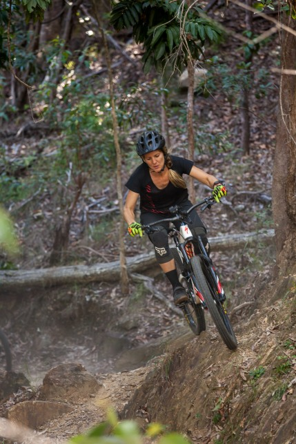 Trail bikes are the most versatile for the several riding experiences availalbe in the region.