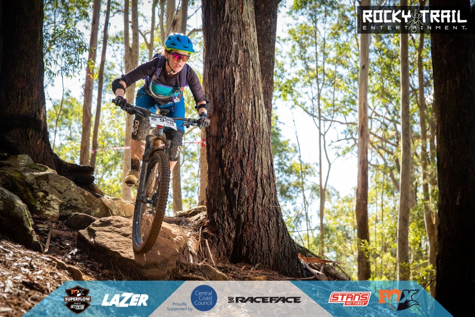 Rocky Trail Fox Superflow, Ourimbah, 2019